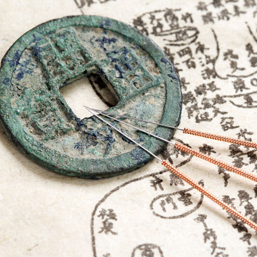 Akupunktur bei Narben