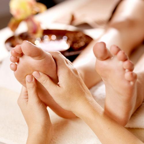 Massage hilft bei Restless Legs Syndrom